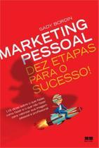 Livro - Marketing pessoal: Dez etapas para o sucesso! -