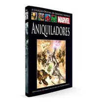 Livro Marvel Aniquiladores -