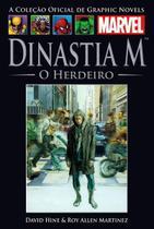 Livro Marvel Dinastia M - O Herdeiro -