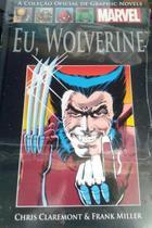 Livro Marvel Eu Wolverine -