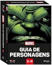 Livro - Marvel: Guia de Personagens D-H -