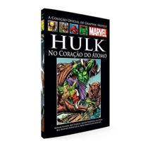 Livro Marvel Hulk - No Coração Do Átomo -