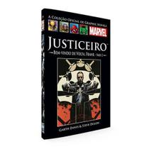 Livro Marvel Justiceiro Bem Vindo De Volta Frank Parte 2 -