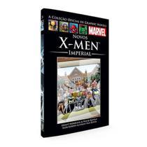 Livro Marvel Novos X-Men - Imperial -