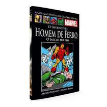 Livro Marvel O Invencível Homem de Ferro - O Início do Fim -