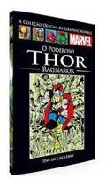 Livro Marvel O Poderoso Thor Ragnarok -