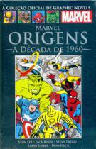Livro Marvel Origens - A Década de 1960 -