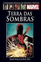 Livro Marvel Terra Das Sombras -
