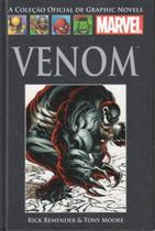 Livro Marvel Venom -