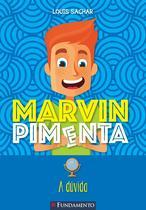 Livro - Marvin Pimenta - A Dúvida -