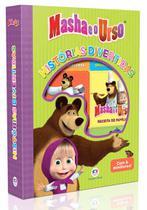 Livro - Masha e o Urso - Histórias divertidas -