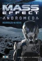 Livro - Mass Effect - Andromeda - Pix - pixel media (ediouro)