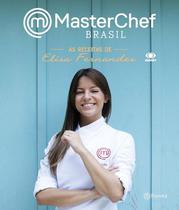 Livro - MasterChef Brasil - Receitas de Elisa Fernandes -