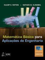 Livro - Matemática Básica para Aplicações de Engenharia -