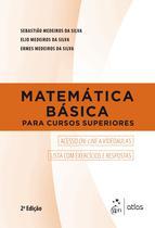 Livro - Matemática Básica para Cursos Superiores -
