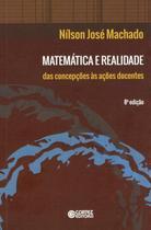 Livro - Matemática e realidade -