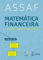 Livro - Matemática Financeira - Edição Universitária -