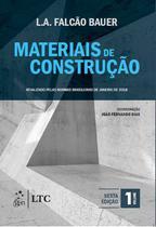 Livro - Materiais de Construção - Vol. 1 -