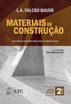 Livro - Materiais de Construção - Vol. 2 -