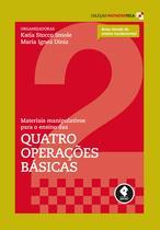 Livro - Materiais Manipulativos para o Ensino das Quatro Operações Básicas -