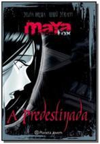 Livro - Maya Fox - a predestinada -