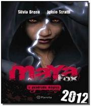 Livro - Maya Fox - O quadrado mágico -