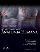 Livro - McMinn Atlas Colorido de Anatomia Humana -