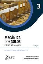 Livro - Mecânica dos Solos e suas Aplicações - Exercícios e Problemas Resolvidos - Vol. 3 -