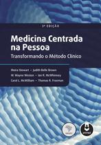 Livro - Medicina Centrada na Pessoa -