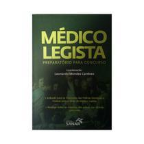 Livro - Médico Legista - Preparatório para Concurso - Cardoso - Sanar