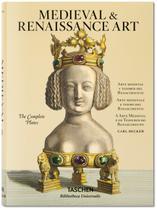 Livro - Medieval & renaissance art -