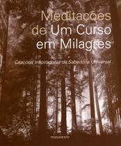 Livro - Meditações de um Curso em Milagres -