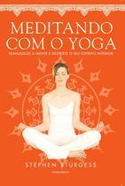 Livro - Meditando Com o Yoga -