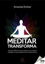 Livro - Meditar transforma -