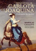 Livro - Memórias de Carlota Joaquina -