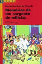 Livro - Memórias de um Sargento de Milícias -