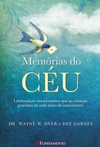 Livro - MEMÓRIAS DO CÉU -