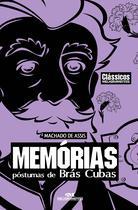 Livro - Memórias Póstumas de Brás Cubas -