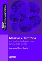 Livro - Meninas e território -