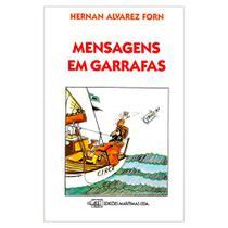 Livro Mensagens Em Garrafas - Ed. Edições Marítimas