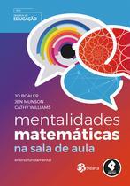 Livro - Mentalidades Matemáticas na Sala de Aula -