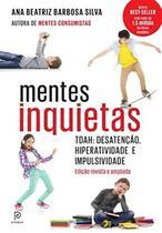 Livro - Mentes Inquietas -