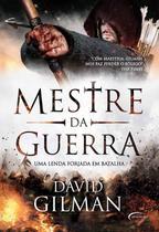 Livro - MESTRE DA GUERRA -