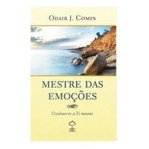 Livro Mestre Das Emoções - Odair Comin - Giz Editorial