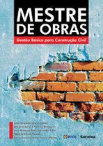 Livro - Mestre de obras - Gestão básica para Construção civil