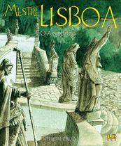 Livro - Mestre Lisboa - o aleijadinho -