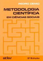Livro - Metodologia Científica Em Ciências Sociais -