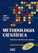 Livro - Metodologia científica : guia para eficiência nos estudos -