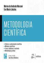Livro - Metodologia Científica -