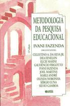 Livro - Metodologia da pesquisa educacional -